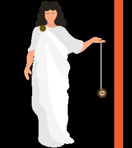 Greek woman with a Yoyo