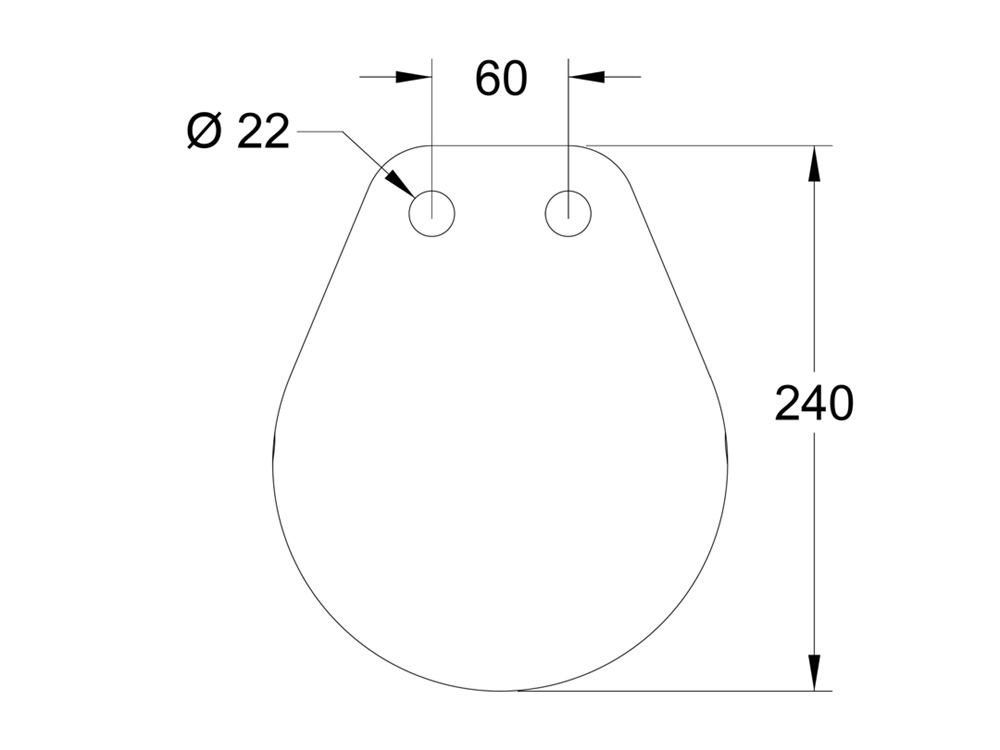 Net Float NF8 Dimensions