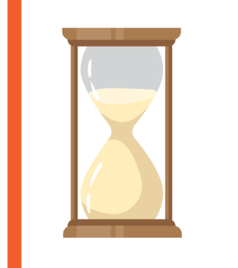 Timeglass graphic
