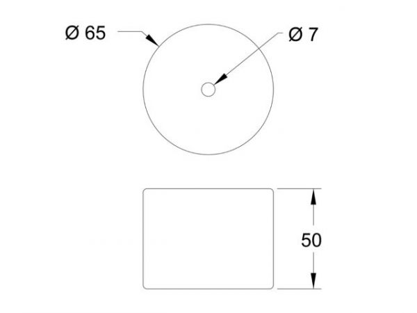 Apple Float - Dimensions