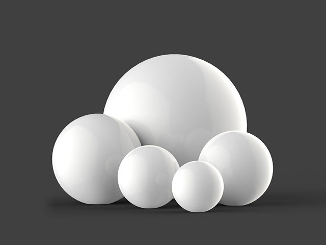 Diffuser Basic Spheres