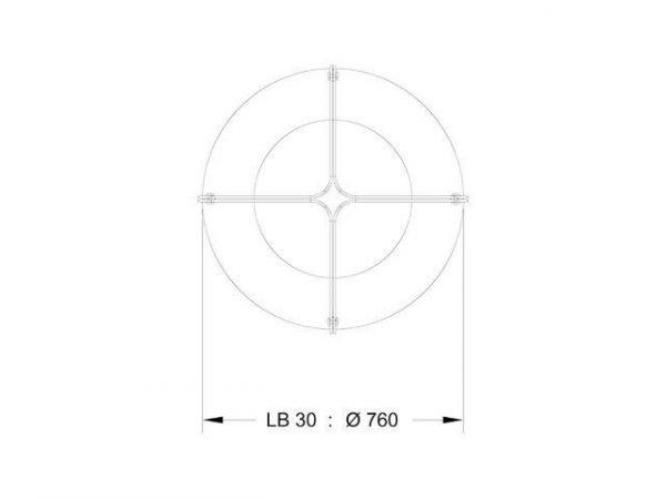 LB30 - Dimensions