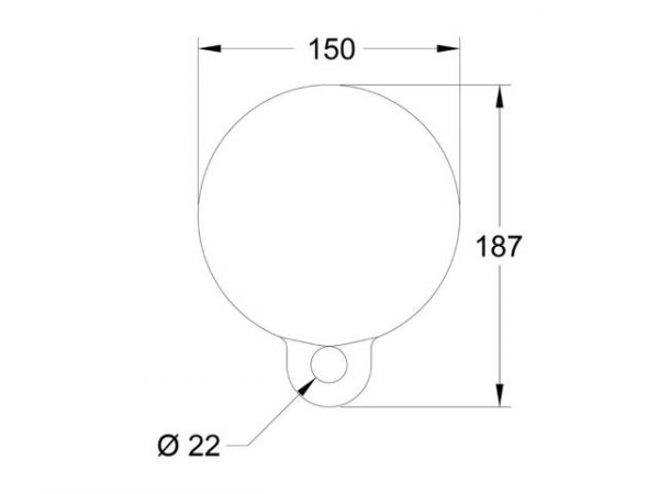 MB6 - Dimensions